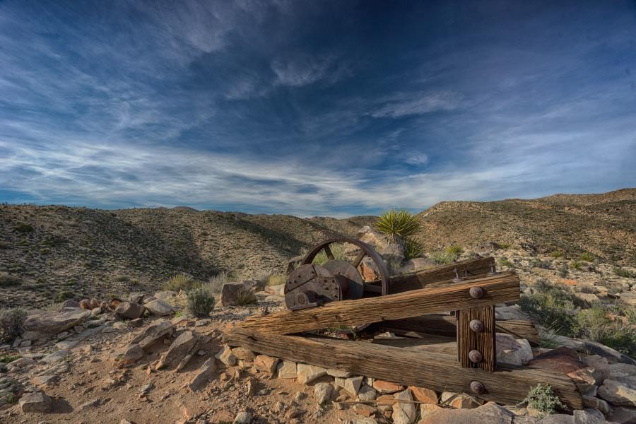 Desert Queen Mne Trail